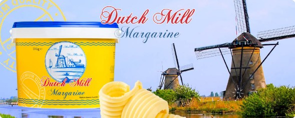 Dutch Mill, margarine